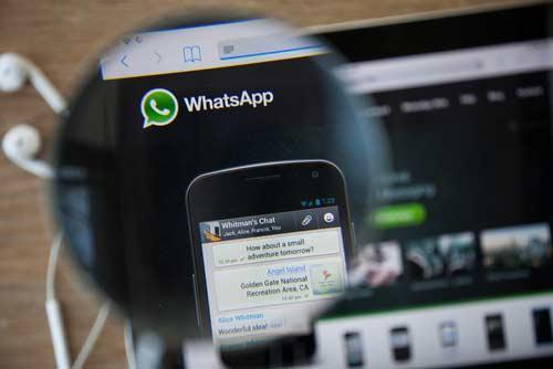 Programa espía WhatsApp mSpy