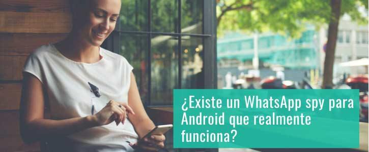 un WhatsApp spy para Android
