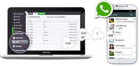 espiar Whatsapp de alguien