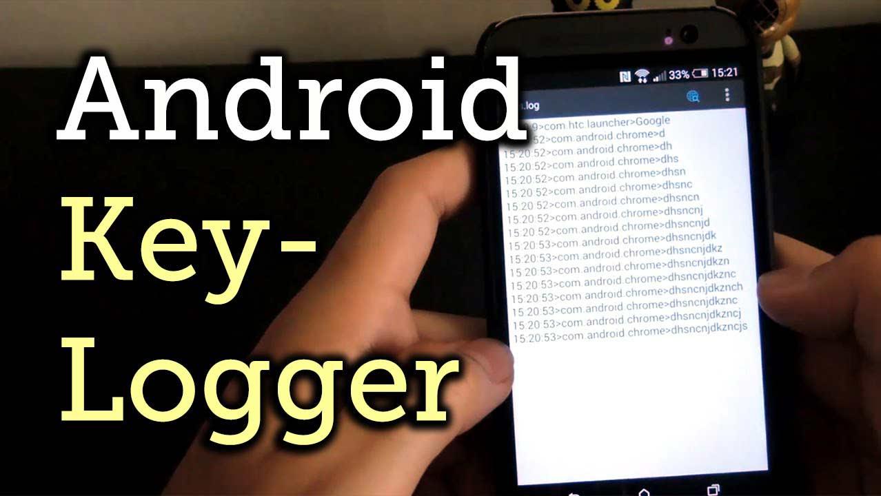 instalar keylogger en Android