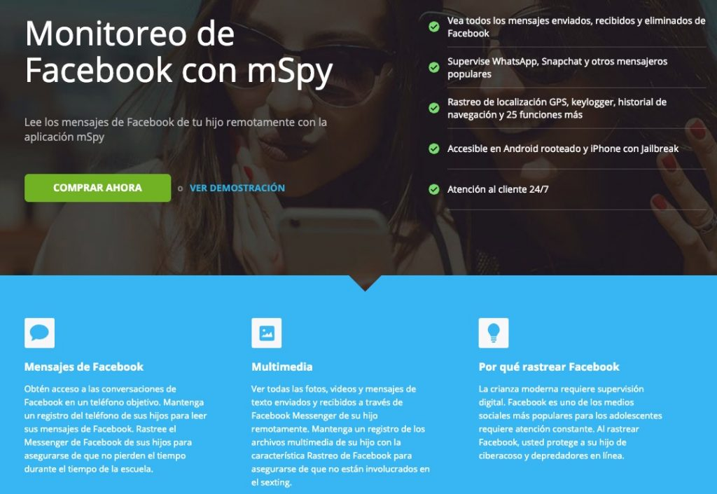 mspy facebook