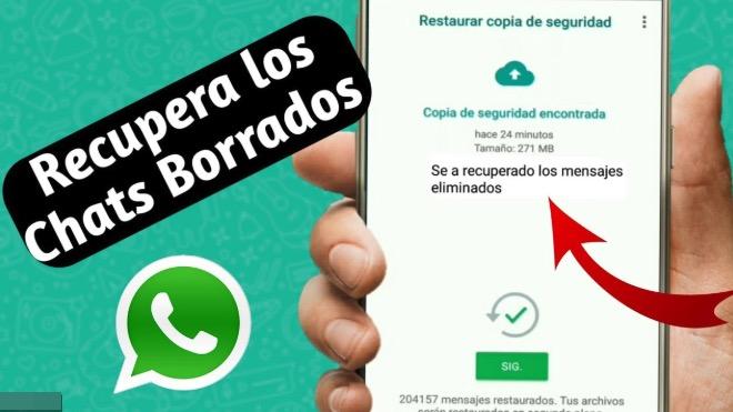ver mensajes eliminados de whatsapp