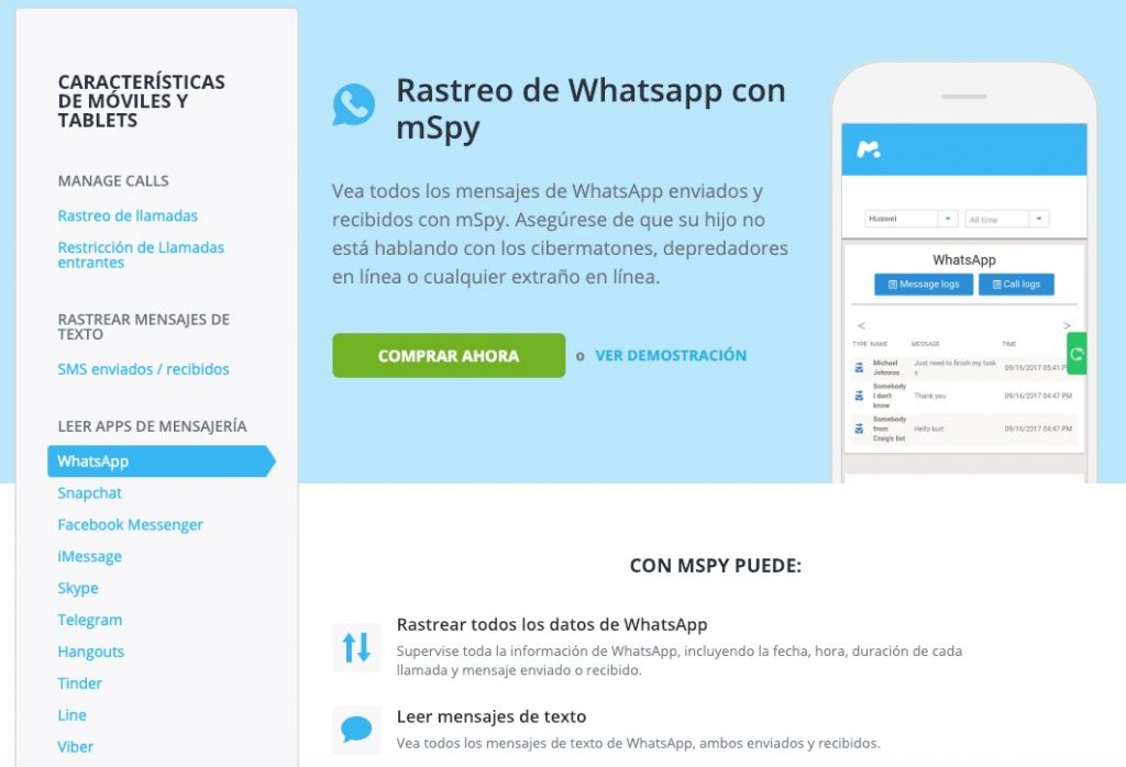 Monitorear Whatsapp